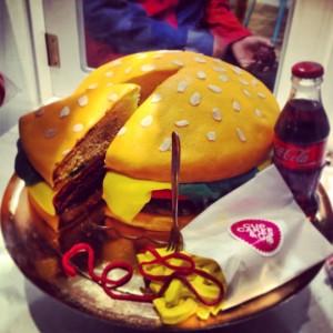 Burger & Go - CupCake & Go de Sevilla