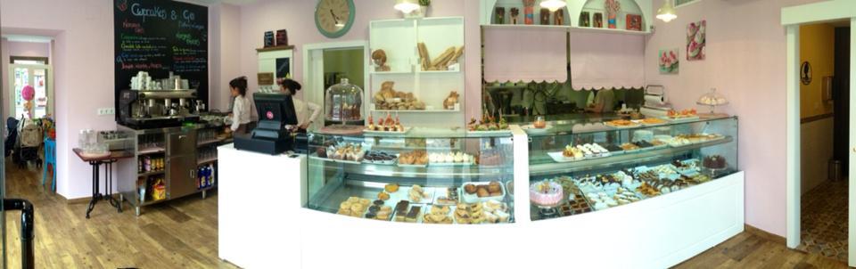 Cupcakes & Go, una deliciosa pastelería en Sevilla con tintes neoyorkinos