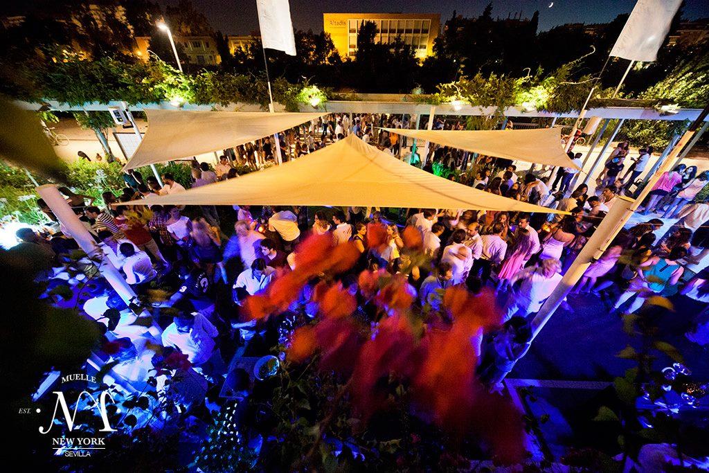 Terraza New York Lounge Mojito S En El Muelle De Nueva