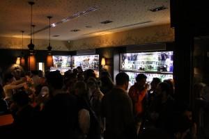 Pub Magallanes en Sevilla junto a Groucho