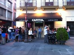 Ambiente Capitol Sevilla