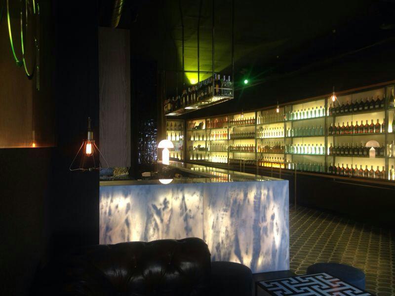BOGA Gallery Bar Copas Sevilla TPV