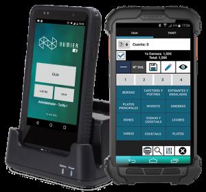 Telecomandas PDA Android