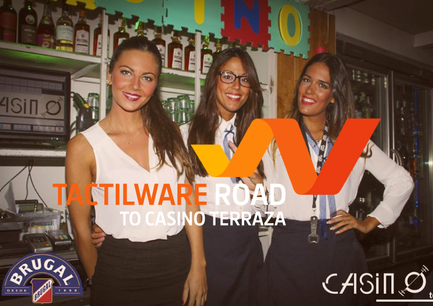 Tactilware road to…Casino
