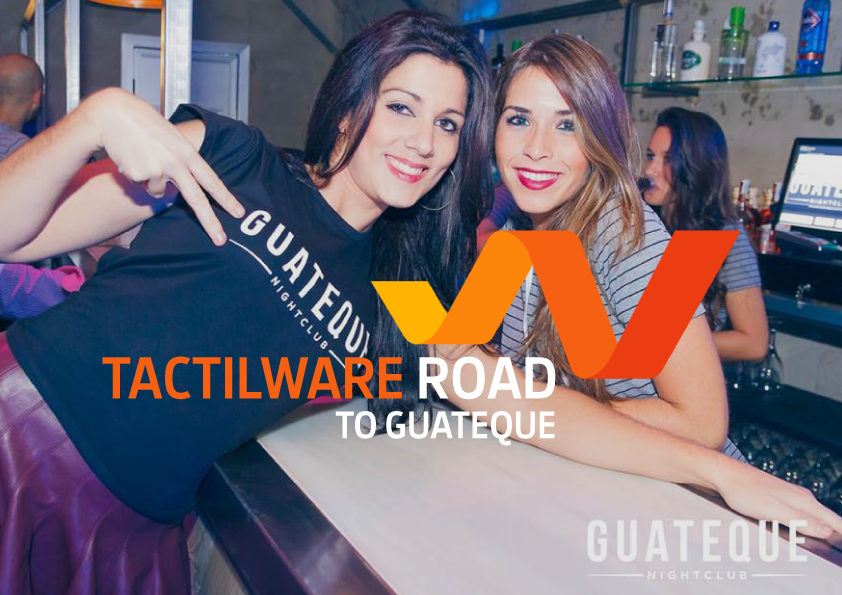 Tactilware road to…Guateque