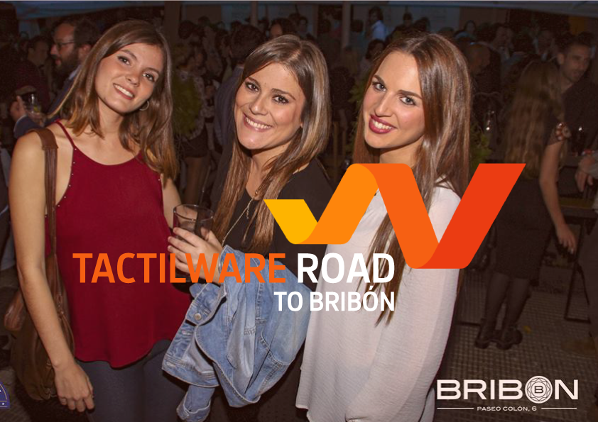 Tactilware road to…Bribón