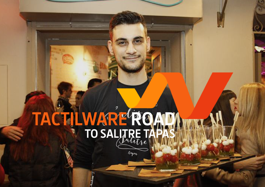 Tactilware road to Salitre