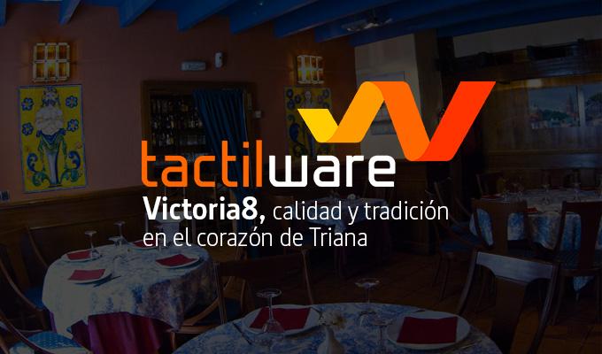 Victoria8 Restaurante y Tapas, calidad y tradición en el corazón de Triana