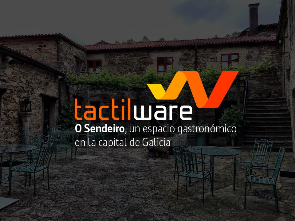 O Sendeiro, un espacio gastronómico en la capital de Galicia