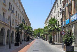Avenida Martín Alonso Pinzón Huelva TPV