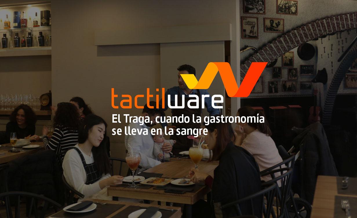 El Traga en Sevilla, cuando la gastronomía se lleva en la sangre