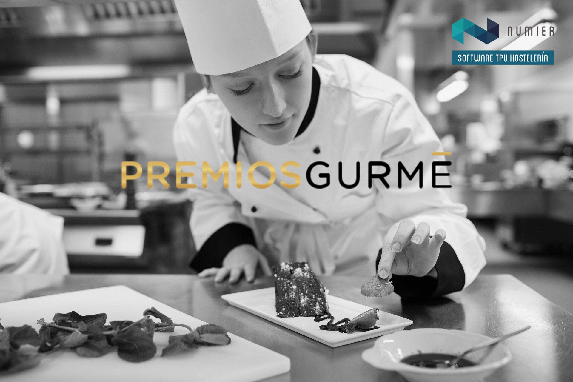 Numier TPV colaborador de los Premios Gurmé de Sevilla 2018 de ABC