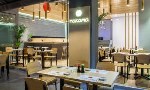 Nakama Sushi Bar Las Rozas Madrid Numier TPV