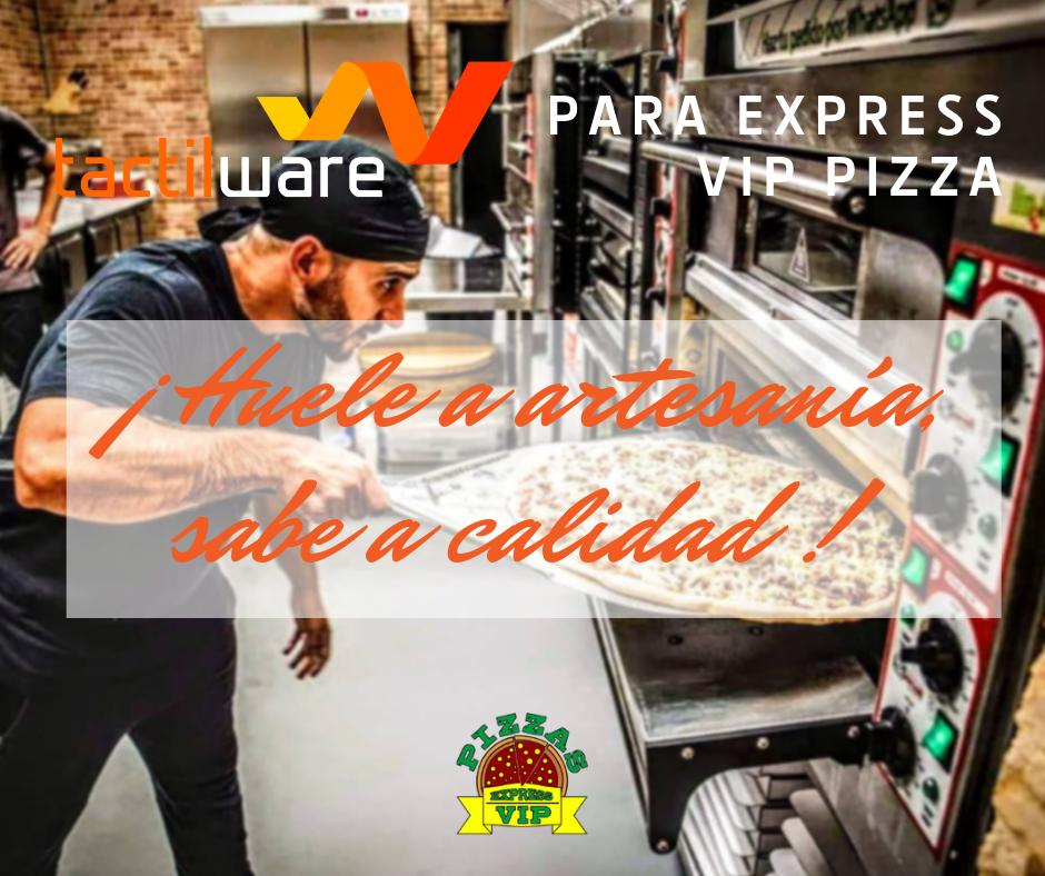 Las Pizzas VIP que conquistan Sevilla