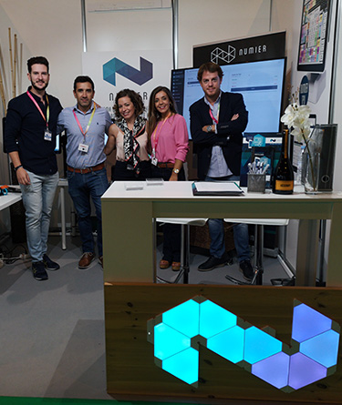 Equipo Numier en Andalucía Sabor 2019