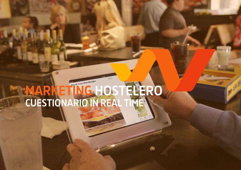 Marketing Hostelero. Cuestionario in REAL TIME