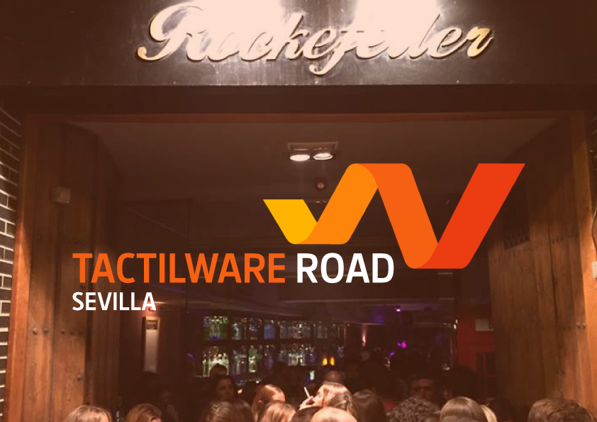 Tactilware Road…Revolucionando TPV en Sevilla