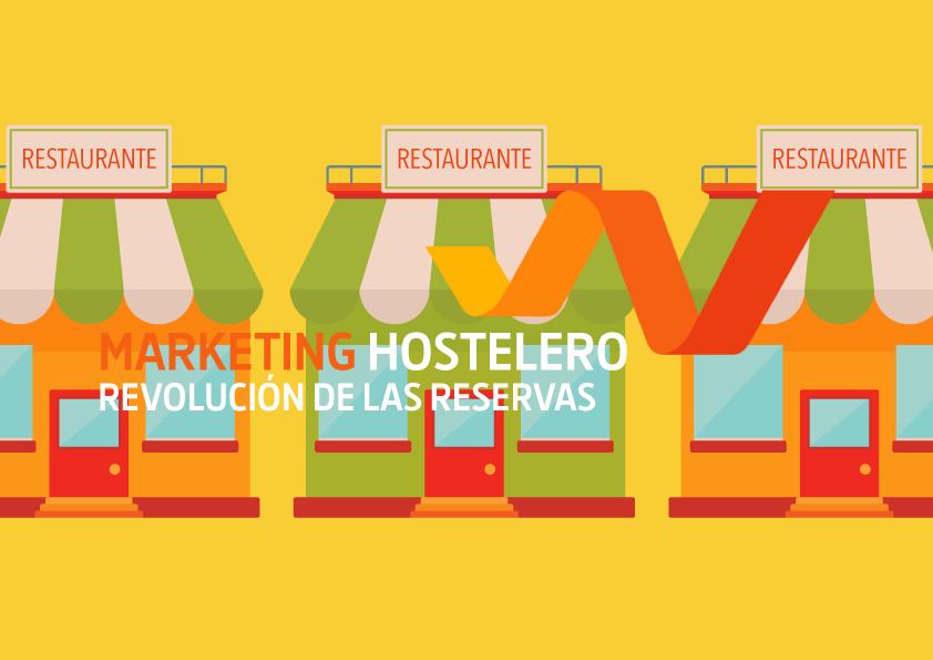 Marketing hostelero. La revolución digital de las reservas
