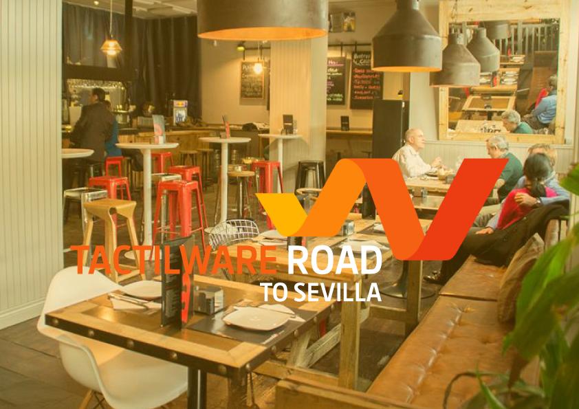 Tactilware road to…Sevilla
