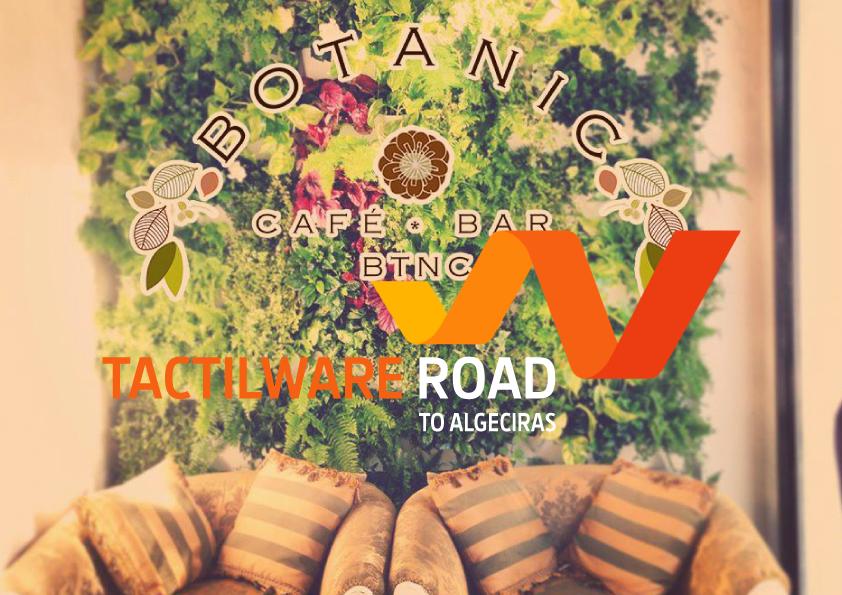 Tactilware Road to…Algeciras