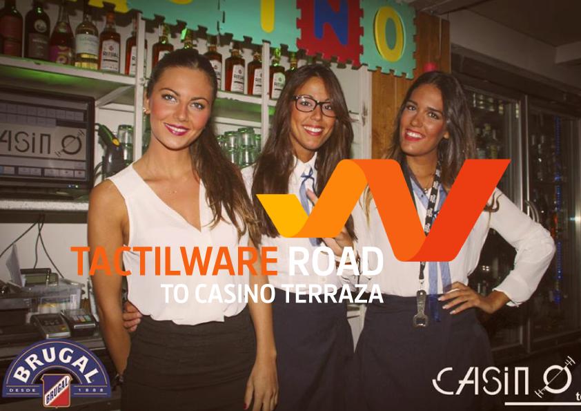 Tactilware road to…Casino