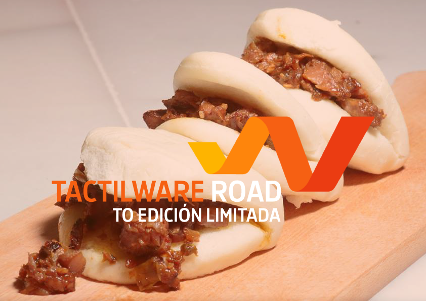 Tactilware road to…Edición Limitada