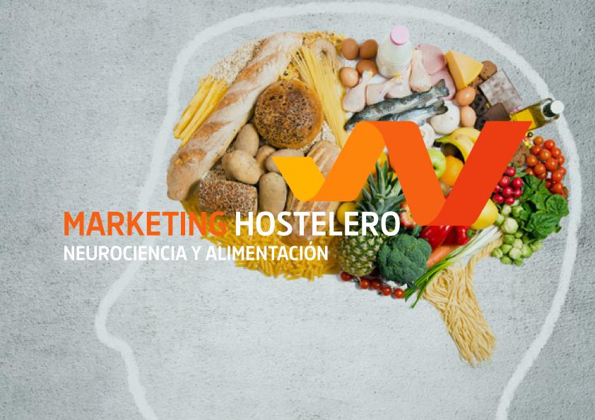 ¿Sabes cómo se estimula el cerebro con la comida? Marketing Hostelero