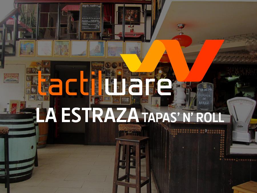 La Estraza, Tapas' N' Roll. Taberna de Trigo Limpio en la Alameda Sevilla
