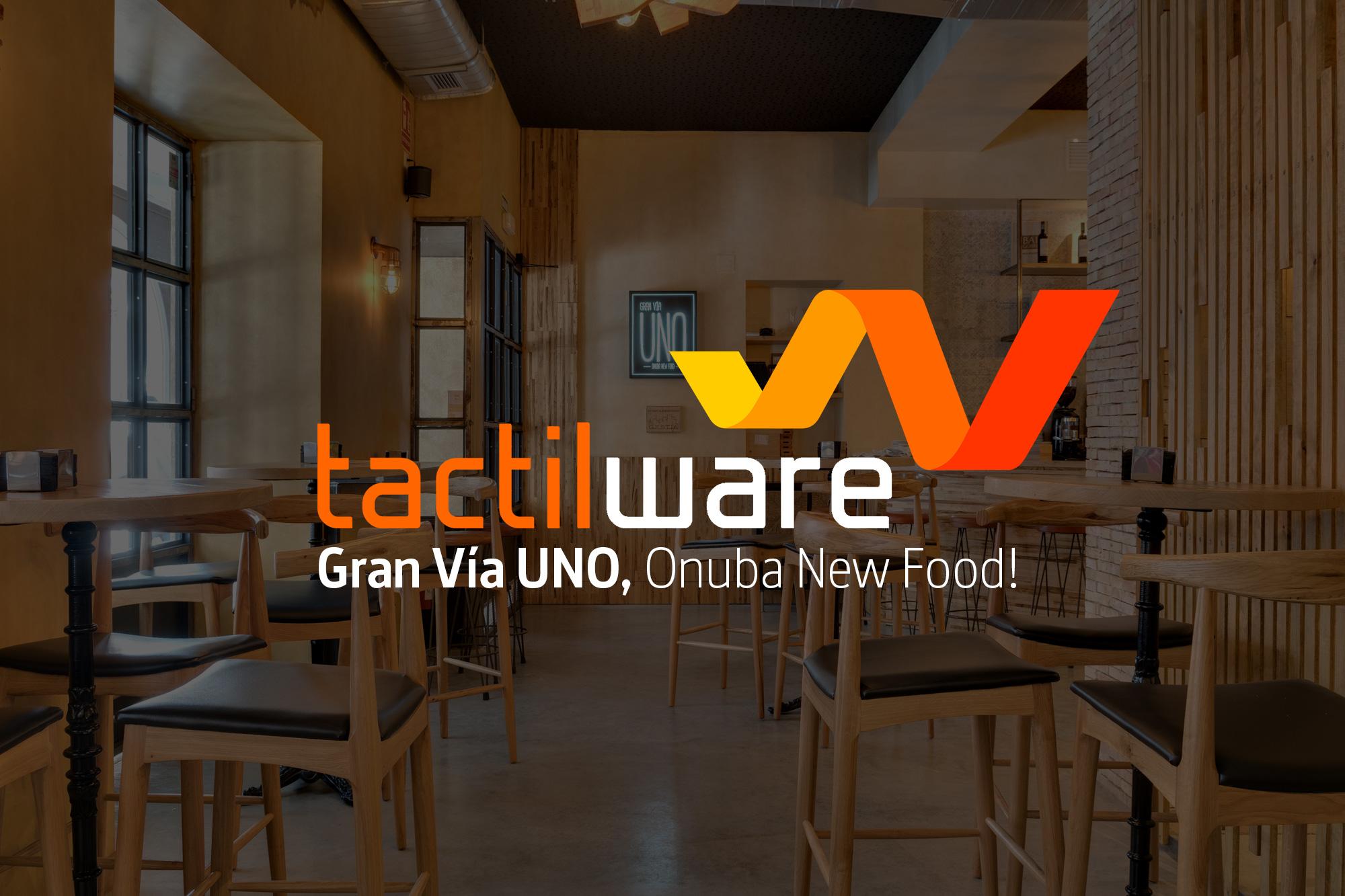 Gran Vía UNO, Onuba New Food! El restaurante revelación de Huelva