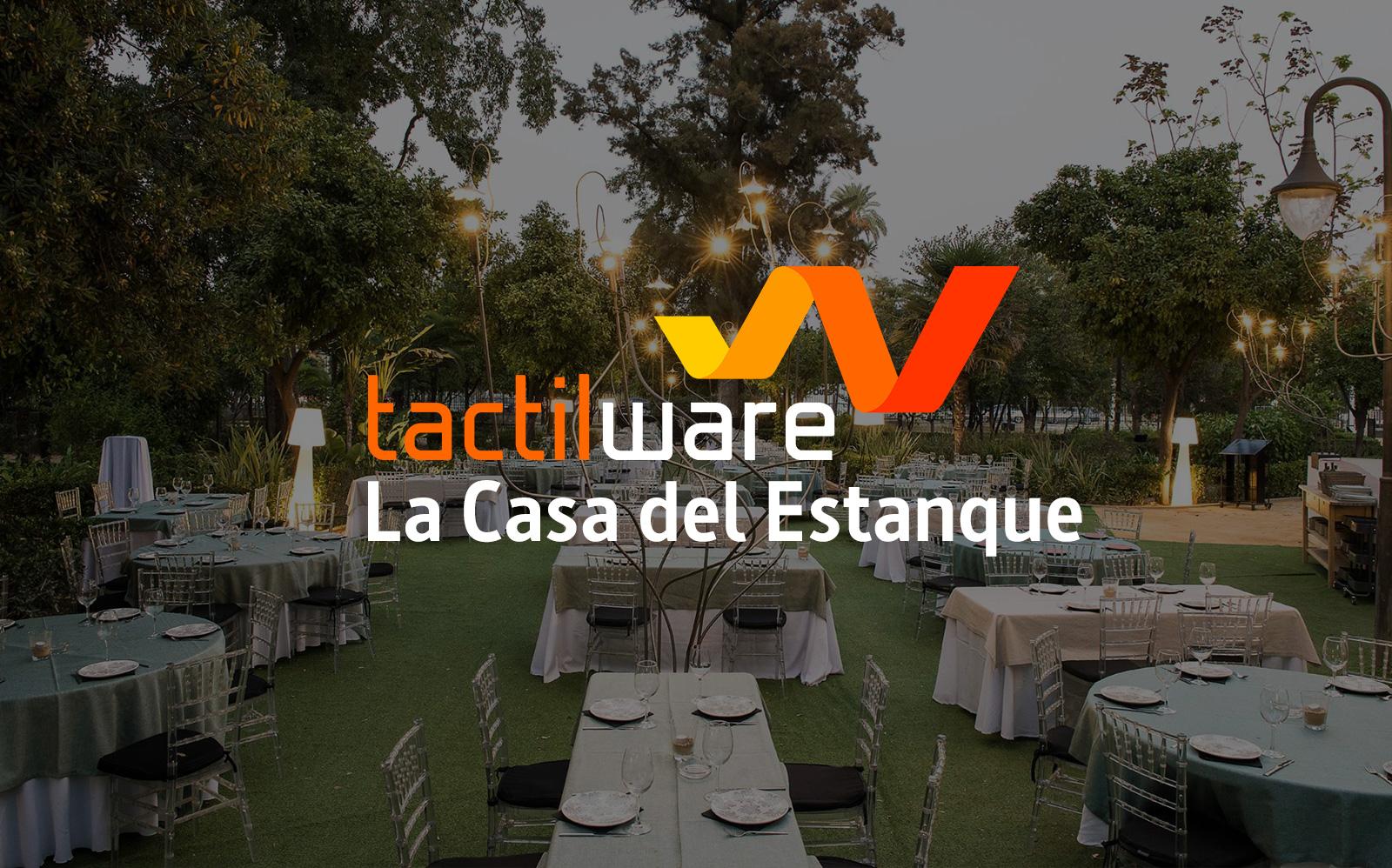 La Casa del Estanque, el restaurante de los jardines de las Delicias de Sevilla