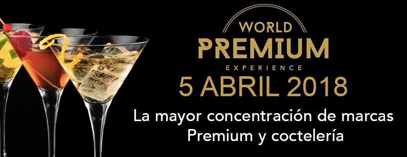 Numier en la World Premium Experience. Sevilla, Pabellón de la Navegación esteJueves 5 de Abril 2018.