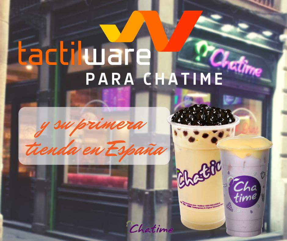ChaTime llega a España con la tecnología de Numier