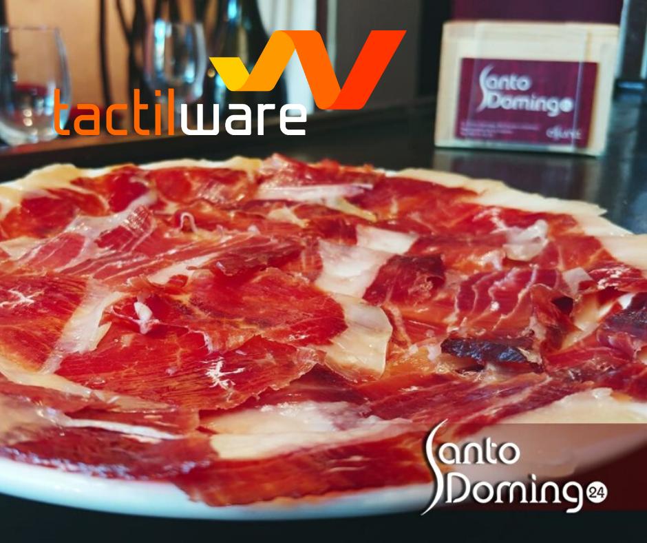 Taberna Santo Domingo 24, el mejor jamón de La Laguna, Tenerife.