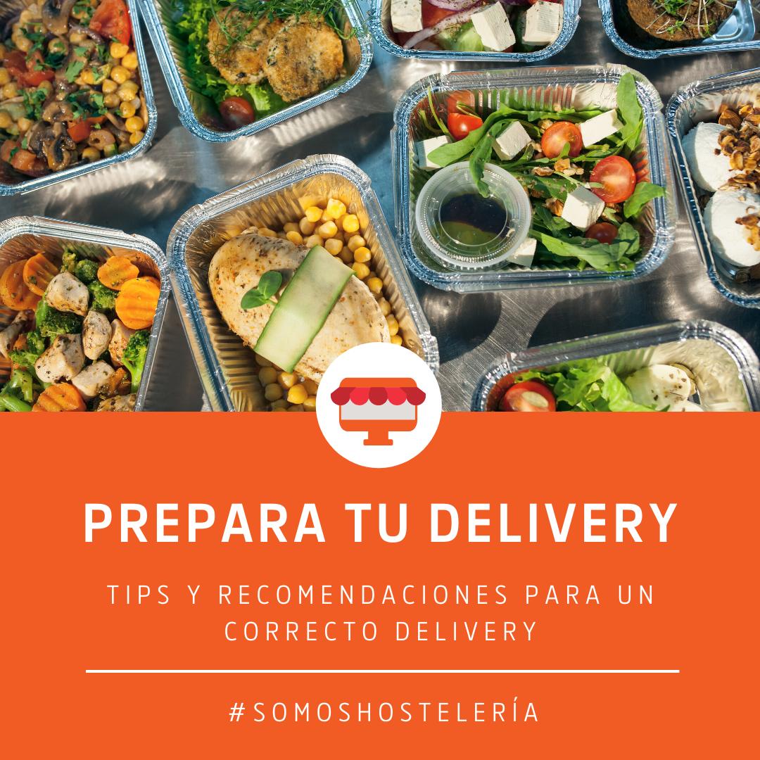 Tips para realizar un  Delivery seguro en cuarentena.